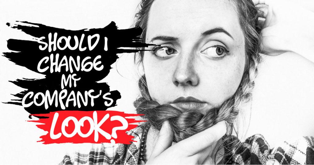 's Look poster Branding