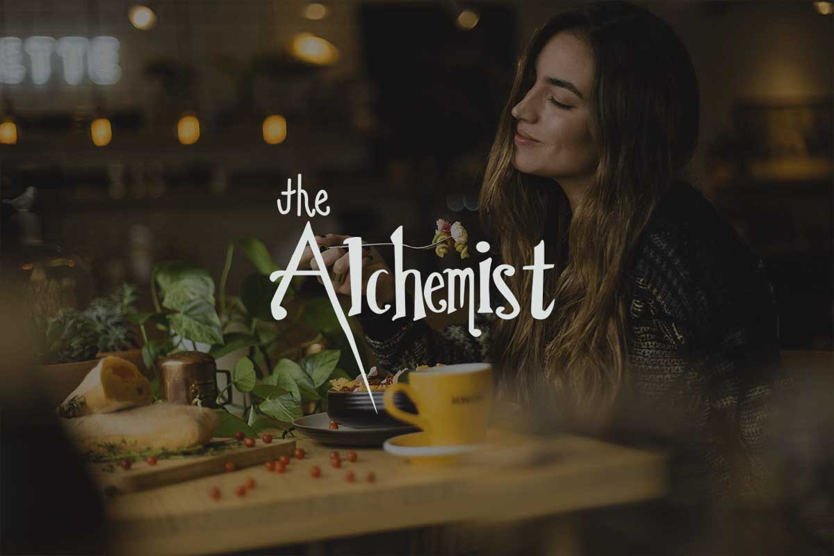 The Alchemist - Client - Design 106