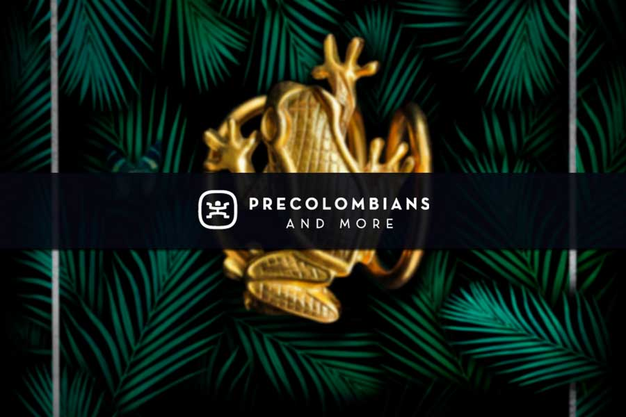 Precolombians - Client - Design 106