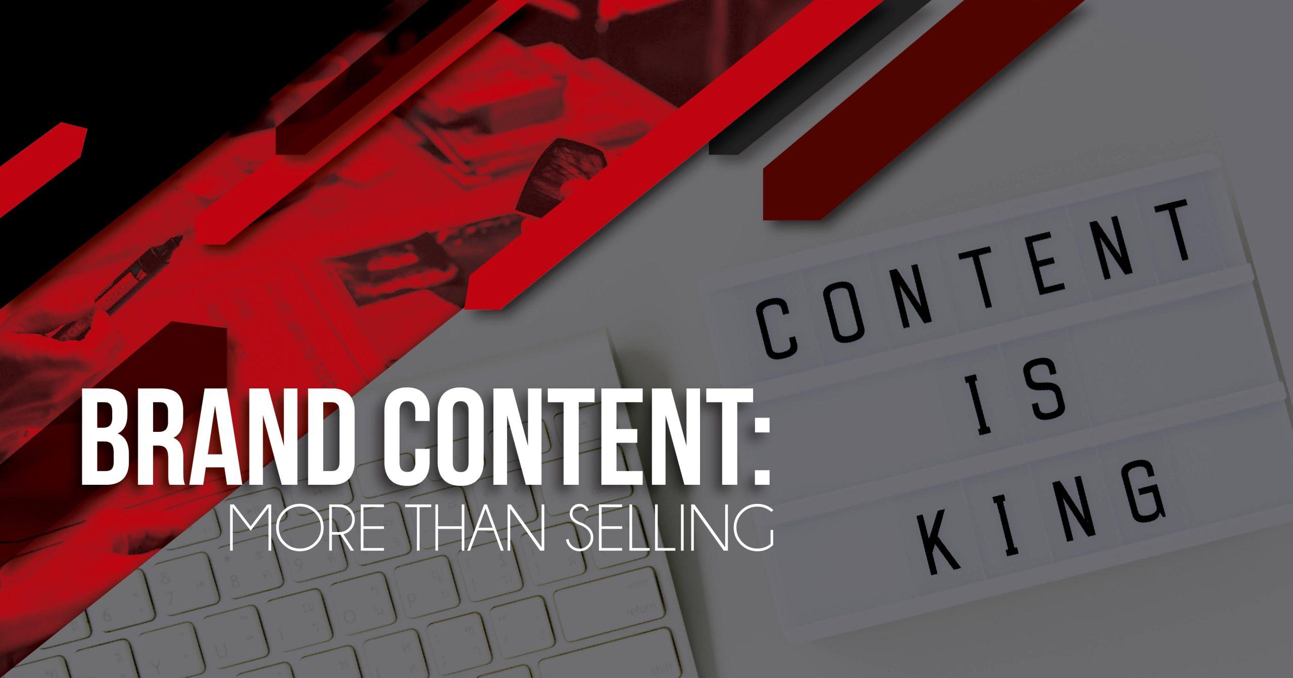 Brand Content - Design 106